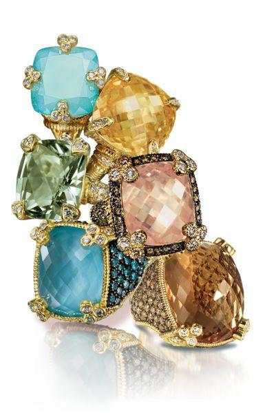 Diamond Rings : Judith Ripka at London Jewelers!