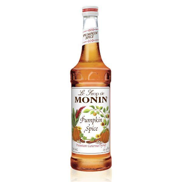 Monin Pumpkin Spice Syrup 750 mL