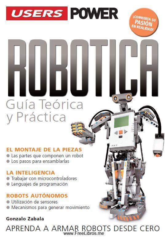 Robótica: Aprenda a armar robots desde cero – USERS   FreeLibros