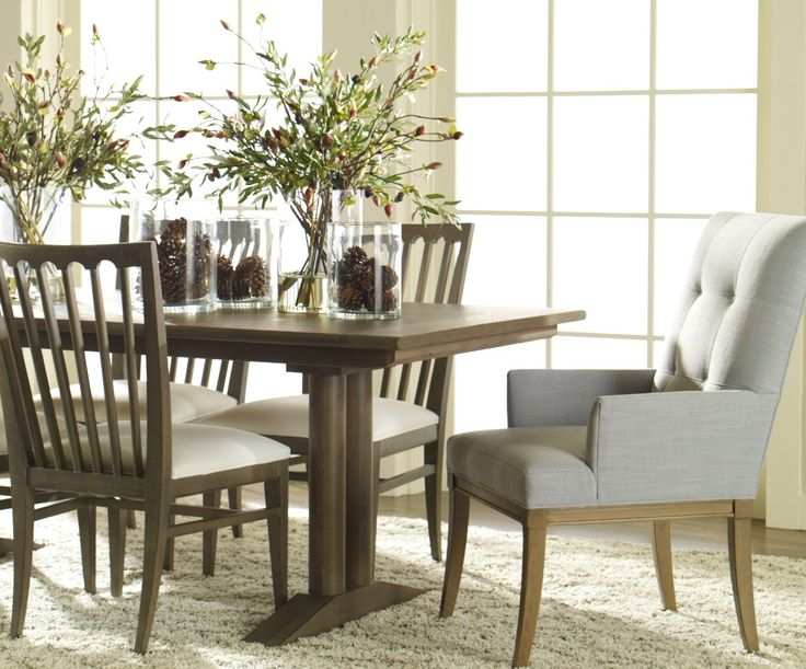 Sayer dining table ethan allen pinterest shops for Ethan allen dining room