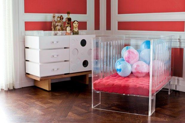 nurseryVetro Cribs, Nurseries, Lucite Cribs, Kids Room, Cribs Beds, Vetrocrib, Baby Room, Nurseryworks Vetro, Baby Cribs