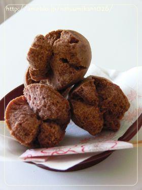 「紅いもアンダギー」なつみかん | お菓子・パンのレシピや作り方【corecle*コレクル】