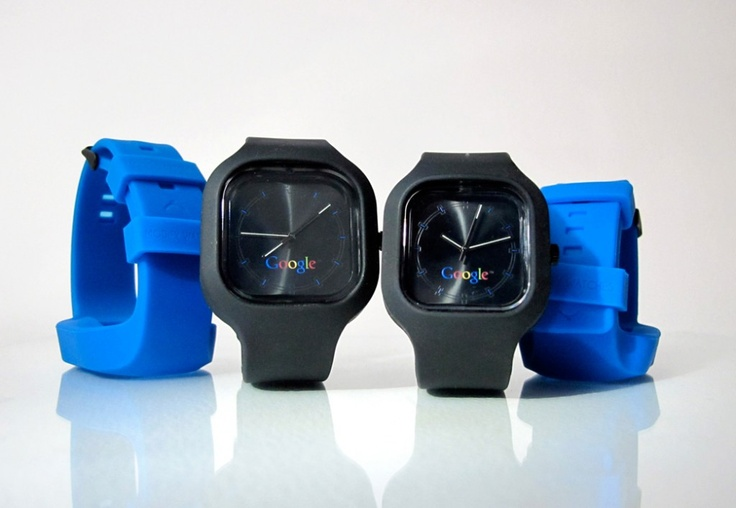 What will they think of next? Google Watches