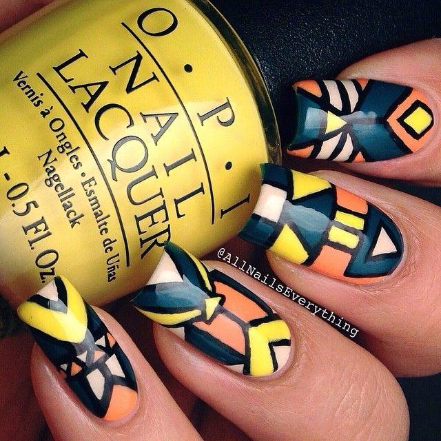 allnailseverything #nail #nails #nailart