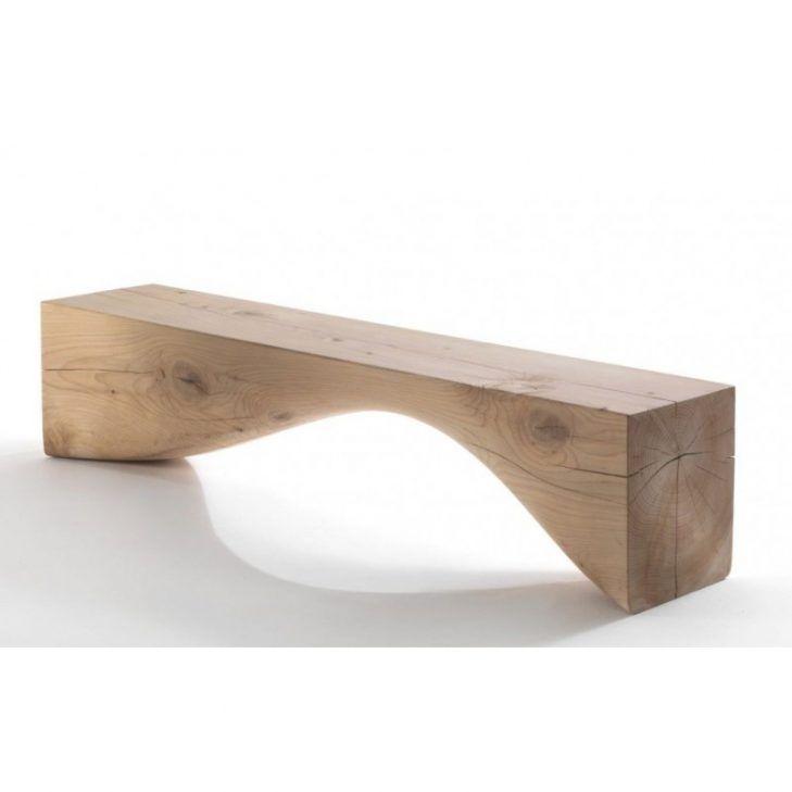 Badezimmerbank Design: Die Besten 25+ Gartenbank Holz Massiv Ideen Auf Pinterest