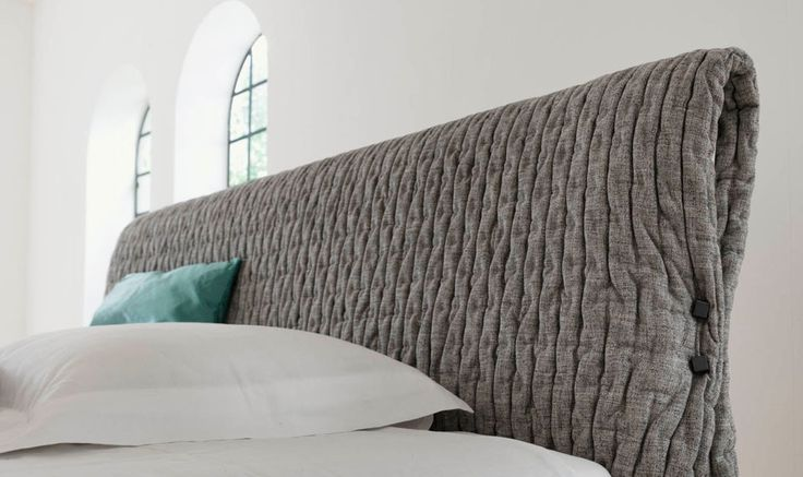 Zrobiony na szaro #modern #bed #internoitaliano #home #design