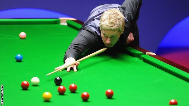 Australia's Snooker player Neil Robertson believes this season has been by far he's best season despite losing to Ronnie O'Sullivan in the Quart Final of the World Championship.