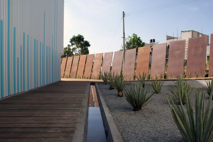 MIRA | Dionne Arquitectos + Metarquitectura + JAR Jaspeado Arquitectos #landscape #design #architecture