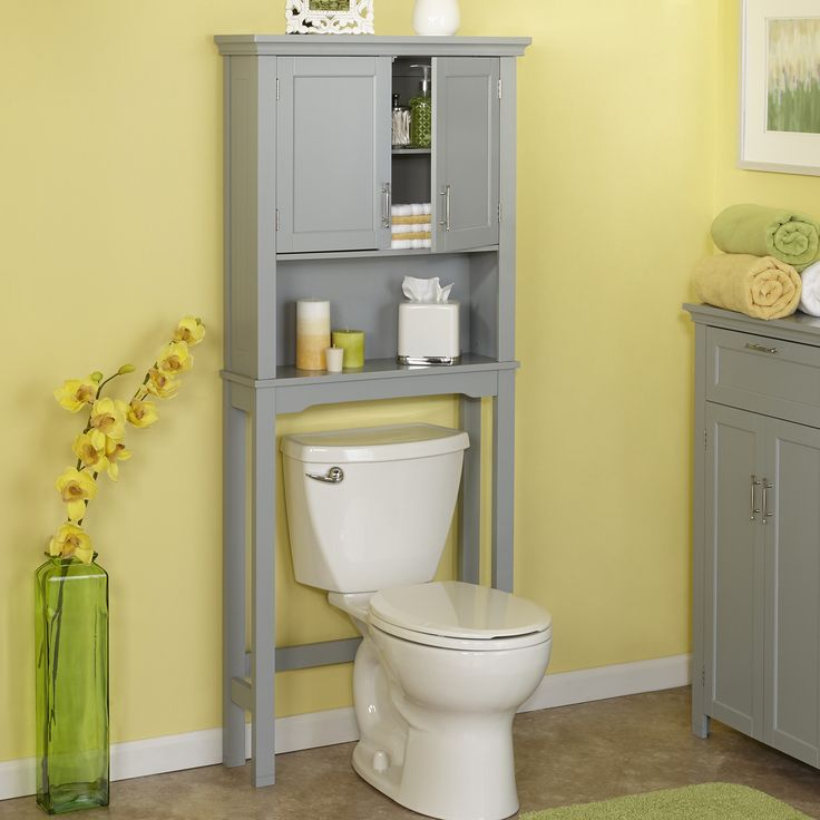 Best 25+ Over the toilet cabinet ideas on Pinterest