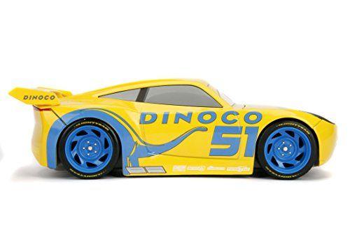 Jazwares 98326 Metals Pixar Cars Dinoco Cruz Ramirez Cars 3