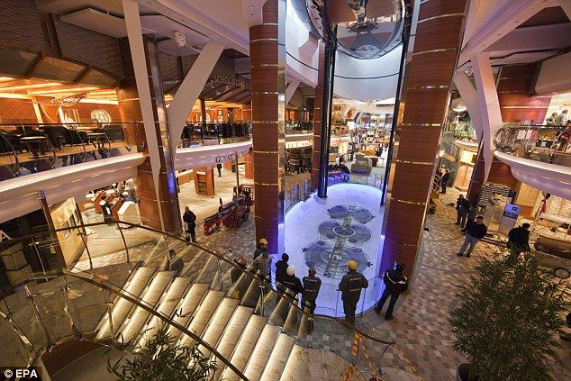 395 best cruise ship interior images on pinterest cruises cruise ships and royal caribbean cruise for The world cruise ship interior