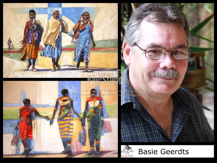 Basie Geerdts: memories from the past!