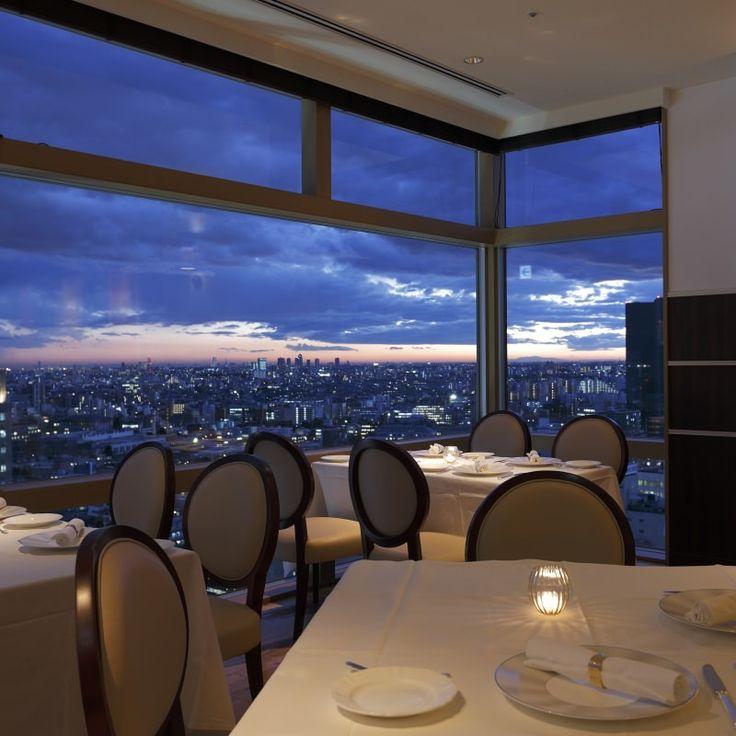 20階以上限定!4800円で楽しめる東京都内のイタリアン・フレンチ
