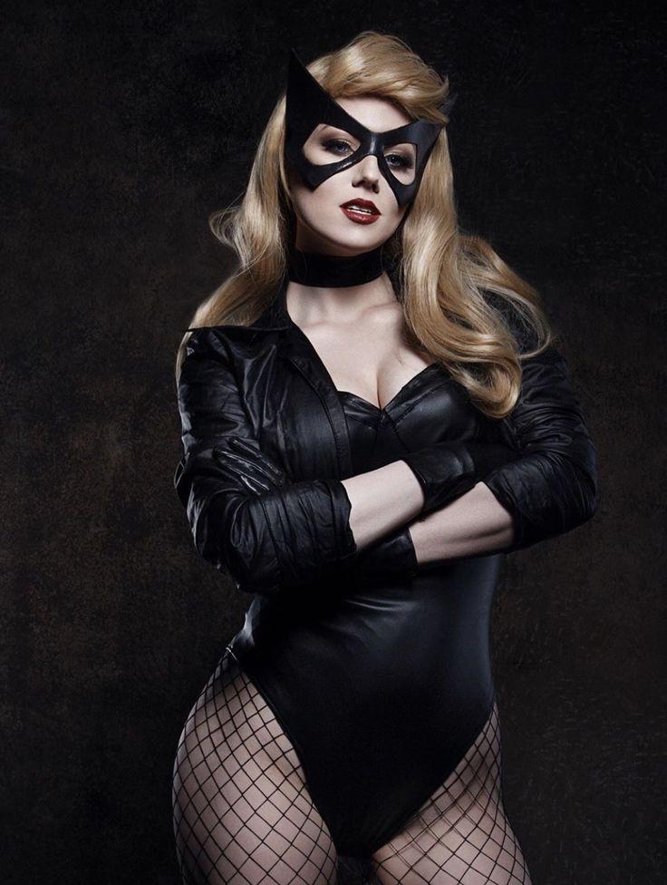 Black Canary by ~cosplaynut on deviantART | Black canary