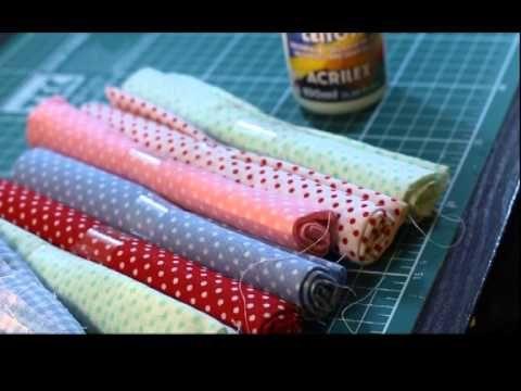 Como utilizar termolina em tecidos - 8º Ep. Webserie virtuosa artesanato