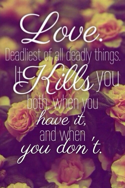 What Kills Love Neglect Quotes