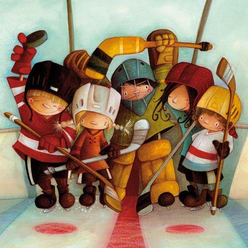 Ketto - Hockey - Cartes régulières