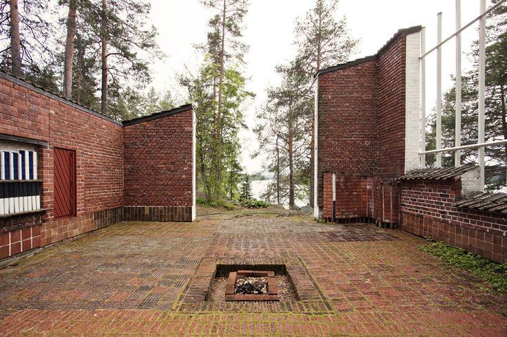 Aalto Muuratsalo experimental house