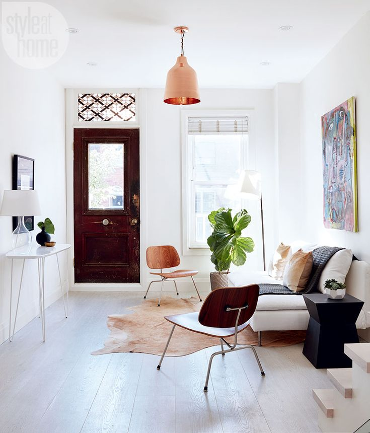 A Rowhouse Gets Fresh Look And New Layout While Maintaining Its Charm The DoorsFront