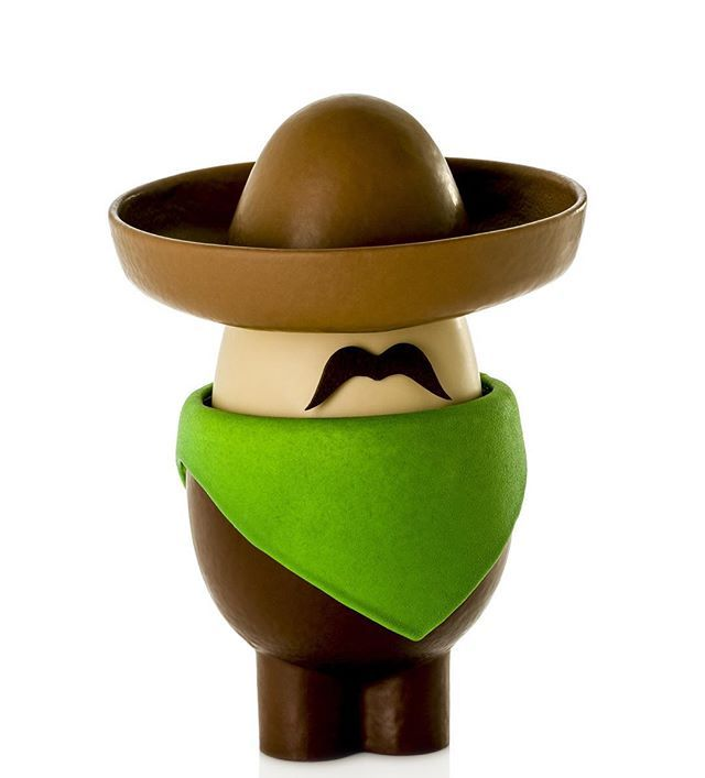 Viva México cabrones! La película continua ... #pasqua2016 #chocolate…