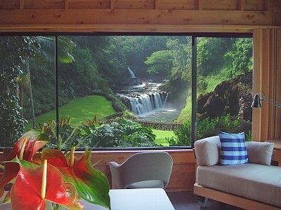 The Falls At Reeds Island Is A Vacation Rental Hilo Hawaii Big Luxury