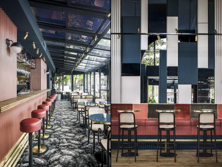 Waldeck Bar By Framework Studio Amsterdam Netherlands Retail Design Blog