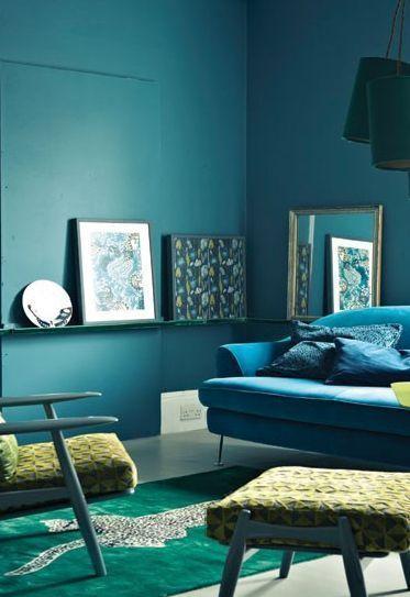 Auffallige-wohnzimmer-einrichtung-frischekick-94. 50 besten walls ...