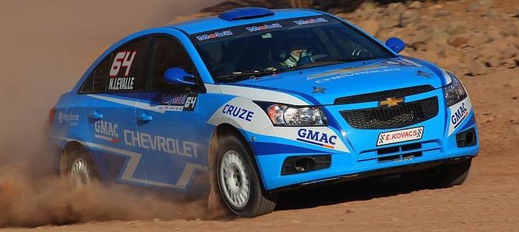 Team Chevrolet Kovacs by GMAC - Cruze