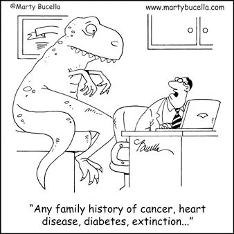 Medical Cartoons, Doctor Cartoons and Hospital Cartoons by Marty Bucella