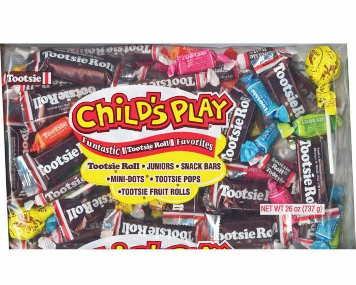 Tootsie Roll Child S Play Vegan Candies Vegan Halloween Candy Vegan Halloween