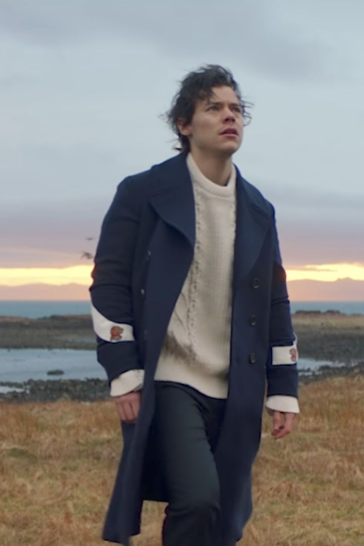 "WATCH: Harry Styles (literally) soars in his new video for ""Sign of the Times"""
