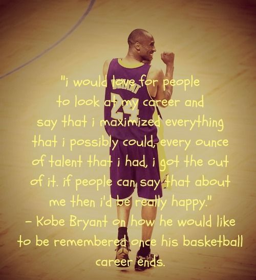 Kobe Bryant Quote TipChallenger, test you skill and knowledge of sport and share in $5,000 Daily Jackpot. Do you have what it take to beat the Challenger?