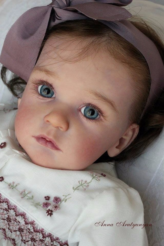"Mattia by Gudrun Legler 26""~ SOLD OUT!!! ~ limited Reborn Doll KIT"