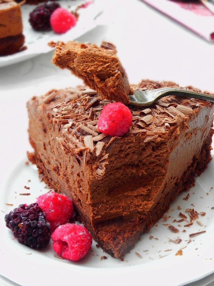Gâteau mousse au chocolat (39)