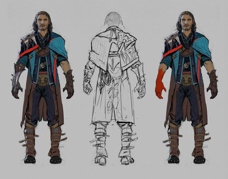 Ral Zarek - concept art | Magic: The Gathering | Pinterest ...