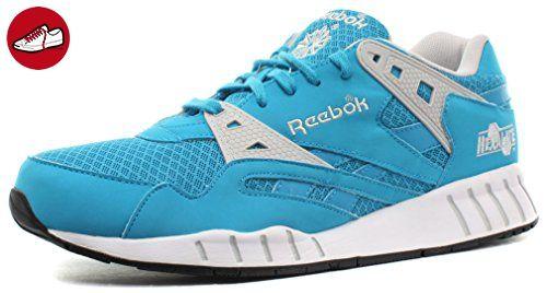 Reebok Classic Sole-Sneaker Herren Sneakers, Türkis, Größe 42 - Reebok schuhe (*Partner-Link)