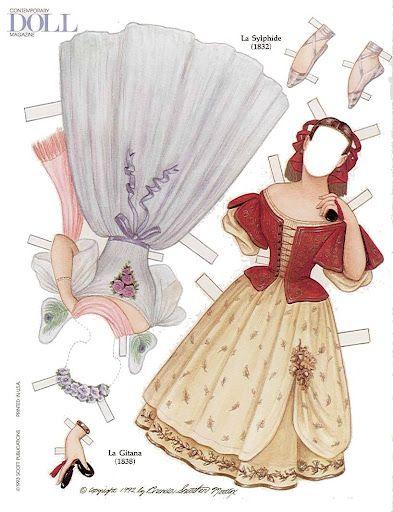 Marie Taglioni - Prima Ballerina (1804-1994)
