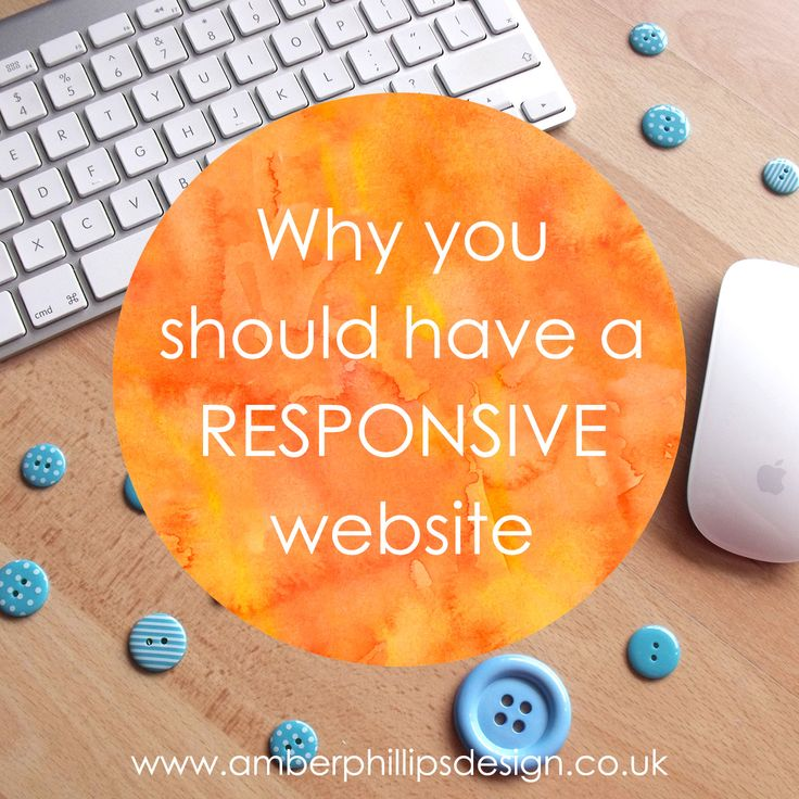 Why you should have a responsive website by Amber Phillips Design