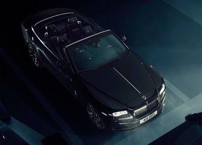 O HOMEM DESCOMPLICADO / THE UNCOMPLICATED MAN :   NEW CAR NOVO CARRO      ROLLS-ROYCE DAWN BLACK B...