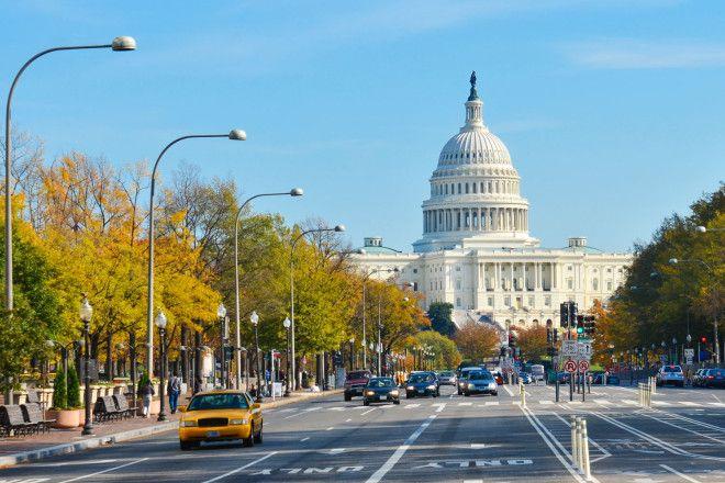 99. Washington DC – World's Most Incredible Cities