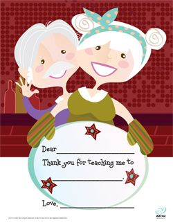 Grandparents Day Cards   iMOM