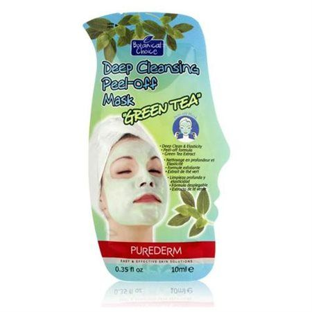 Корейская маска Peel Off Mask Green Tea [Purederm]  #bbmania.kz #корейскаякосметика #корейскаямаска #маскадлялица #уходзалицом