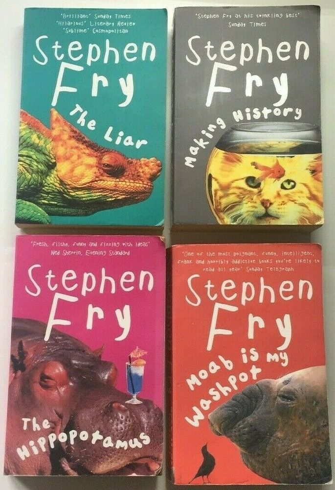 Stephen Fry Book
