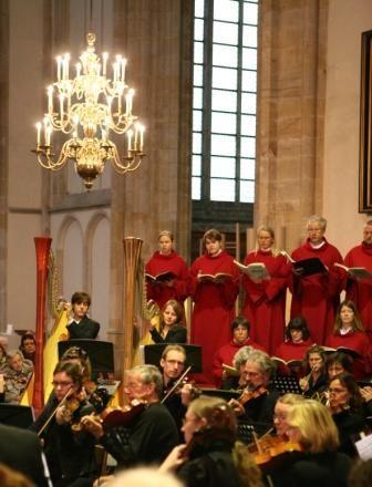 Zaterdagmiddagmuziek - Elke zaterdag om 15:30u een gratis klassiek concert in Domkerk Utrecht