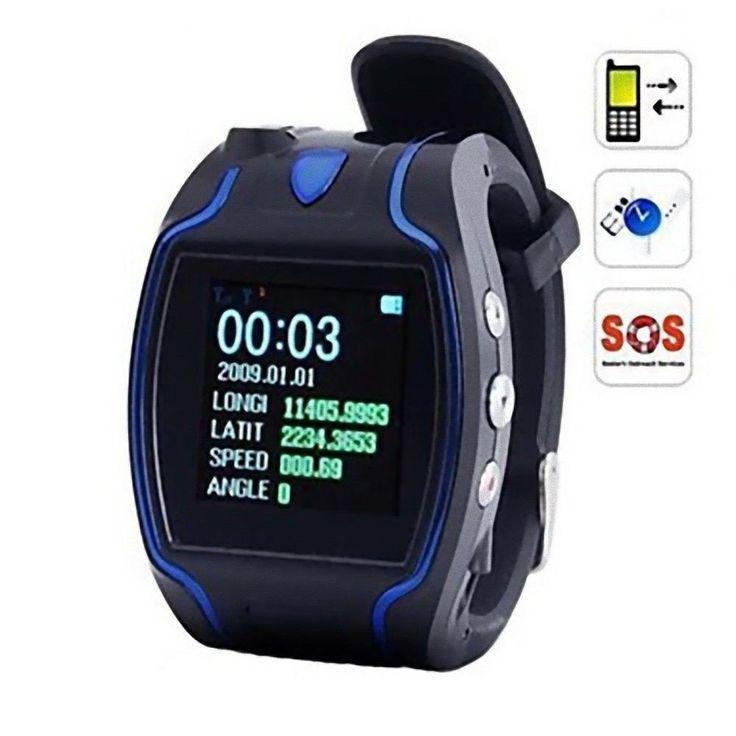 Ver RELOJ LOCALIZADOR GPS GSM TELEFONO SOS