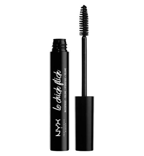 NYX Professional Makeup Boudoir Mascara Collection - Le Chick Flick
