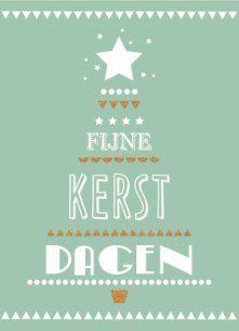 Kerstkaart - xmas-hip-fijne-kerstdagen-tekst