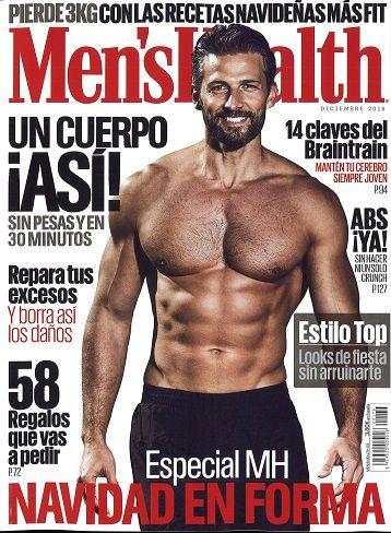 MEN'S HEALTH  nº 176 (Decembro 2016)