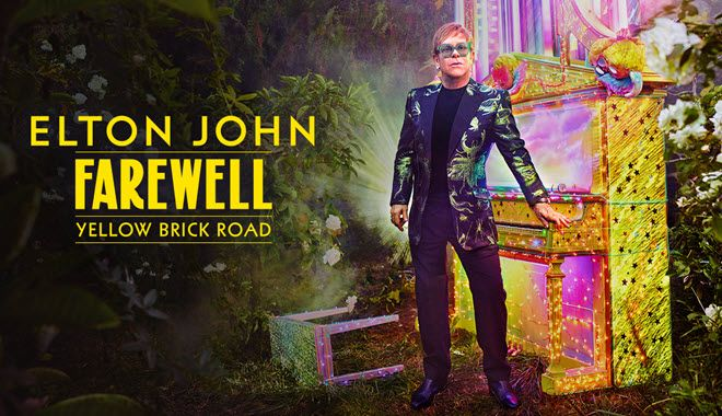 Elton John Platinum Seats | Quicken Loans Arena Official Website