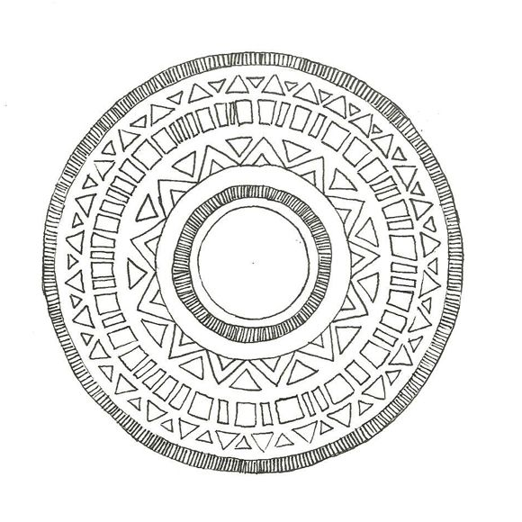 How & Why To Draw Mandalas - Free People Blog